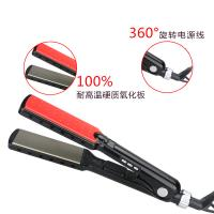 Hair Straightener Flat Iron Hair Steam Straightener Hair Straightener Tourmaline Ceramic Manufactures