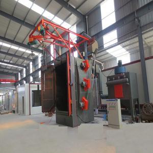 Rust Remove Q376B Q378c BV Hook Type Shot Blasting Machine Manufactures