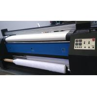 Outdoor Digital Automatic Fabric Printing Machine For Displays Flag / Banner Manufactures