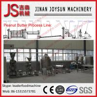 Buy cheap Peanut Process Machine,excellent peanut butter making machine from wholesalers