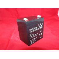 Inverter Security UPS Lead Acid Battery 12v5ah  Black With Good Cyclic Life Manufactures