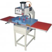 pneumatic double station heat press machine Manufactures