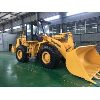 Original Second Hand Front End Loaders , Liugong LG856 Used Front Loader Manufactures