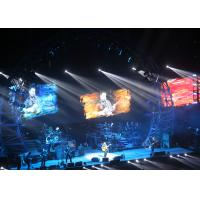 Ultra Light Weight P6.9 Indoor Rental LED Video Wall Slim Cabinet Design Manufactures