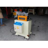 Quality Frequency Changer Adjust Speed Automatic Straightening Machine , Motor Drive Coil Straightening Machine for sale