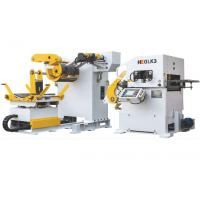 20m/min Decoiler Straightener Feeder Machine For Honda Automobile Manufactures