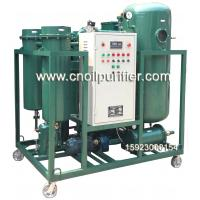 Portable ZJC Steam Turbine Oil Filtration Machine for removing water and impurities Manufactures