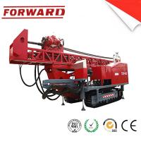 China Coal Bed Methane Drainage Top Drive Truck Mounted Drill Rig 1500m Drilling Depth TDR-50 on sale