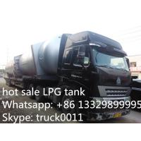 Hot sale high quality with best price CLW brand surface LPG gas storage tank, factory price bulk LPG tanks for sale Manufactures