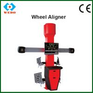 China WEDO brand wheel aligner on sale