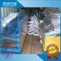Double Wire Chain Link Fence Machine , Fully Automatic Barbed Wire Machine Manufactures