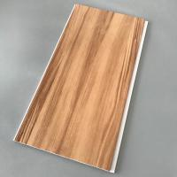 Environmental Wood Grain Laminate Sheets For Cabinets 7mm / 7.5mm / 8mm Thickness Manufactures