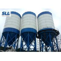 Vertical Cement Storage Silo For Bulk Powder Products 1000T Capacity Manufactures