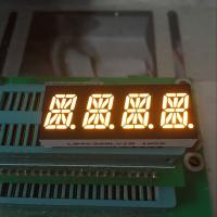 Stable Performance 16 Segment Led Display Common Cathode For Instrument Panel Manufactures
