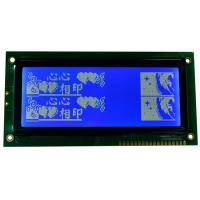 Transflective 4.3 Inches Graphic LCD Display Module ISO9001:2008 / ROHS Certificated Manufactures