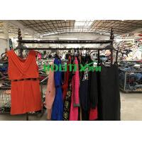 High Quality Used Clothing , New York Style Second Hand Ladies Clothes Manufactures