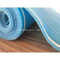 China Practical PE Film Laminating Shockproof Rubber Flooring Sheet Roll EPR Foam Underlay on sale