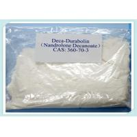 Muscle Gain Injectable Nandrolone Steroid Liqiud CAS 360-70-3 , Nandrolone Decanoate Manufactures