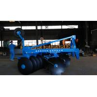 Hydraulic Rubber Wheel Tractor Disc Harrow With 3m Working Width , Heavy Duty Manufactures