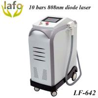 10 bars 808nm diode laser hair removal machine/ professional laser hair removal machines for sale Manufactures