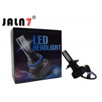 9000LM Automotive Led Headlight Bulbs / Led Car Headlights Conversion Kit Manufactures
