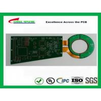 Rigid-Flexible Circuit Board Design Fabrication and Assembly Immersion Gold PCB Manufactures
