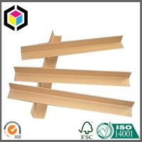Buy cheap Brown Kraft Paper L Shape Corner Protector; High Quality Corner Guards from wholesalers