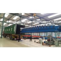Quality Corrugated and Box Type Roofing Sheet Roll Forming Machine with 75 mm solid shaft for sale