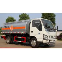 ISUZU 15,000L carbon steel oil tank truck for sale, hot sale ISUZU 12cubic meter fuel tank Manufactures