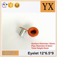 China Factory Price Eyelets High Quality Metal Spray Paint Eyelet Manufactures