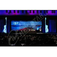 Commercial Advertising Indoor Led Video Wall Display Screen With High Brightness Manufactures