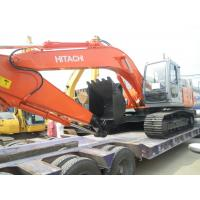 New Paint 20 Tonne Second Hand Hitachi Excavator EX200 - 5 Year 2000 In Japan Manufactures