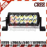 """7.5"""" 36W Cree LED Work Light Bar Tractor Boat Off-Road 4WD 4x4 12v 24v Truck SUV ATV Spot Manufactures"""