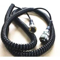 Durable TPU Power Signal Adapter Coiled Power Cord Lead Vehicle Plane Electronics Usage Manufactures