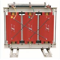 Flameproof Dry Resin Cast Transformer 800KVA Three Phase For Power Manufactures