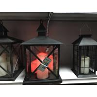Garden / Yard Outdoor Decorative Solar Lights Outdoor Changing Color LED Candle Lamp Manufactures