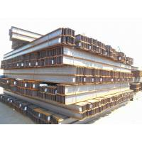 SNI Certified SS400 Hot Dipped Galvanized H Shaped Steel , H Beam Steel With Painting Manufactures