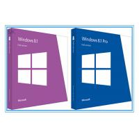 Globally Activate online Windows 8.1 Pro 64 Bit / 32 bit OEM Package Manufactures