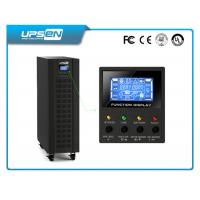10KVA  - 30KVA DSP Technology Power Supply Online UPS for Marine Equipment Manufactures
