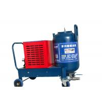 Powerful Cement Mortar Sprayer , Industrial Spray Equipment About 50 Kg Manufactures