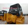 Hydraulic Compact Bulldozer Cummins Engine 0.077Mpa Construction Machinery Manufactures