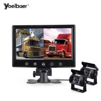 9 Inch Reversing Camera Kit Heavy Duty Vehicle Truck Bus Backup Camera System Manufactures