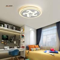 NEW Children room ceiling light LED modern acrylic simple protection vision