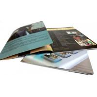 Quality Matte paper, woodfree paper, offset paper, white card paper Printing Trade Magazines for sale