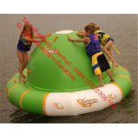 Inflatable saturn mini water park water park toys for kids Manufactures