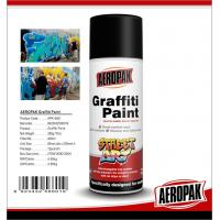 Aeropak Non Toxic Artist Graffiti Spray Paint With Hand Held Pressurized Can Manufactures