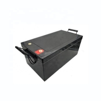 12V 200Ah LiFePO4 Battery for Energy Storage Electric Vehicle Manufactures