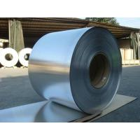 Silver Hot Rolled 5052 Aluminum Coil Width 300-2600mm For Pressure Vessels Manufactures