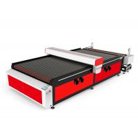 300W Leather Laser Cutting Machine , No Charred / Blackened High Speed Laser Engraver Manufactures