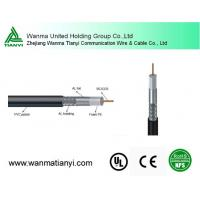 Insulation Material and PVC Jacket RG 59 coaxial cable Manufactures
